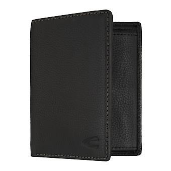 Sac à main camel active mens wallet portefeuille avec puce RFID protection noir 7316