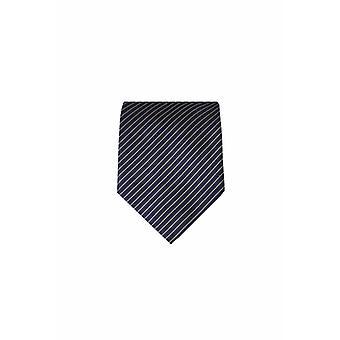 Blue silk tie M20