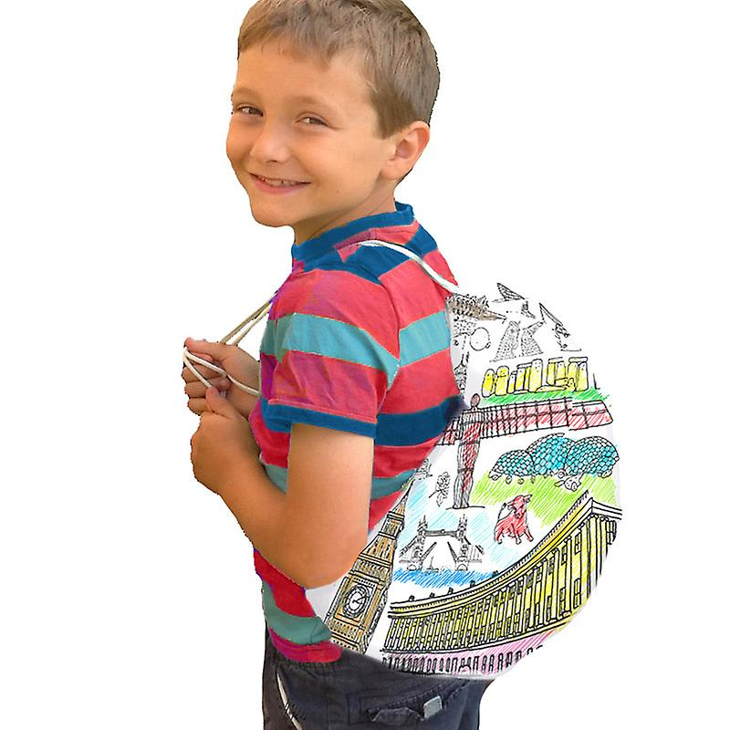 Award winning Back Pack – Great Britain