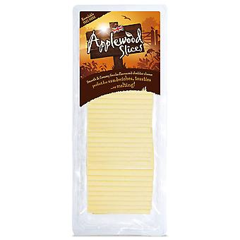 Applewood Smoke Flavoured Cheddar Cheese Slices