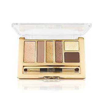 Milani Everyday Shadow Collection-02 Bare Necessities