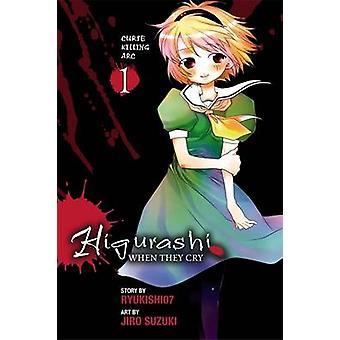 Higurashi gdy płaczą - Vol 1 - Klątwa zabijania łuku przez Ryukishiego07 - Kar