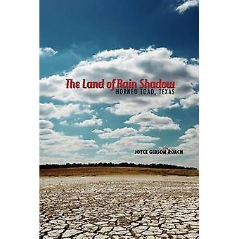 The Land of Rain Shadow - Horned Toad - Texas by Joyce Gibson Roach -