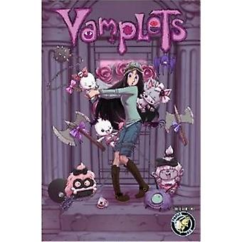 Vamplets - Volume one - The Nightmare Nursery by Gayle Middleton - Aman