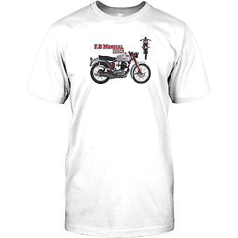 FB Mondial 1956 - italienische Classic Bike Kinder T Shirt