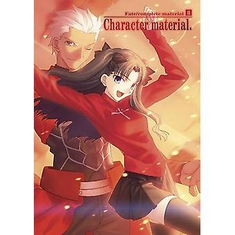 Fate/Complete Material - Volume 2 - Character Material by Type-Moon - T