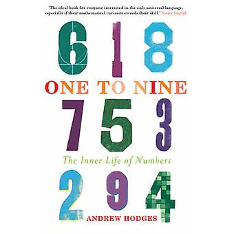 En nio - inre liv av numrerar av Andrew Hodges - 97819060212