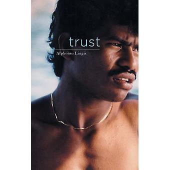 Confiar por Alphonso Lingis - livro 9780816643738