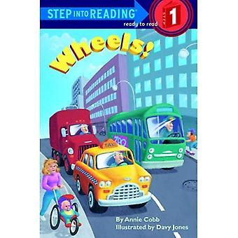 Hjul! (Trinn til å lese: (tidlig Pb))
