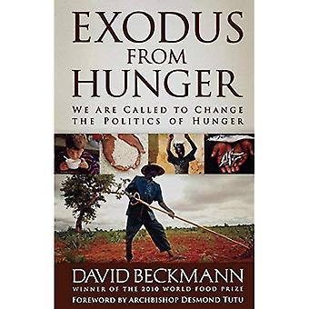 Utvandring fra sult: vi er kalt til å endre politikk sult