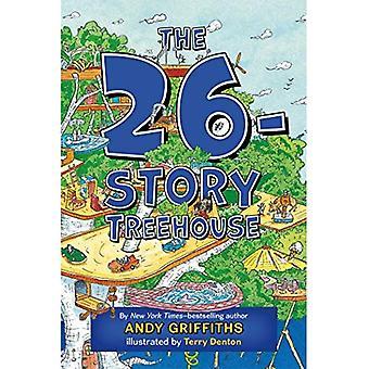 Das 26-Geschichte Baumhaus (Baumhaus Bücher)