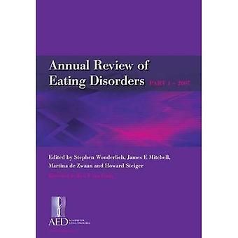 Revisión anual de trastornos de la alimentación: PT. 1