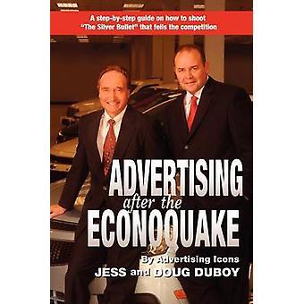 Werbung nach den Econoquake von Duboy & Jess