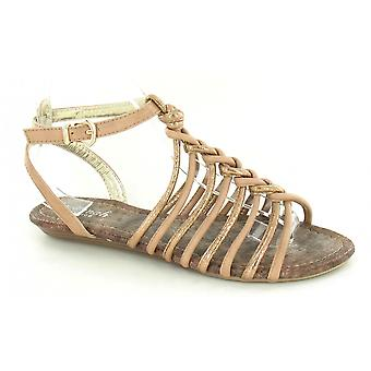 Savannah mujeres/damas entrelazadas sandalias gladiador