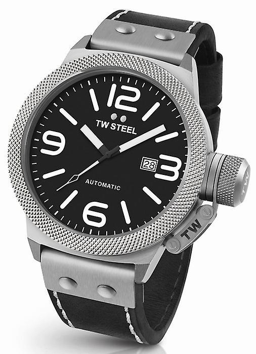 TW Steel Canteen Cs6 Xxl automatic mens watch 50 mm