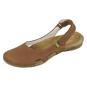 El Naturalista Wakataua N413wood universal summer women shoes