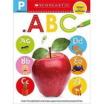 Cahier de compétences pré-K: ABC (Scolastic Early apprenants)