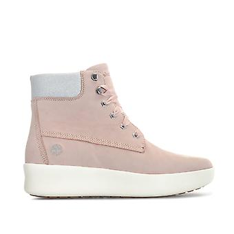 Womens Timberland Berlin Park 6 Inch Boots In Cameo Rose