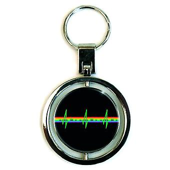 Pink Floyd Dark Side de la lune toupie porte-clé