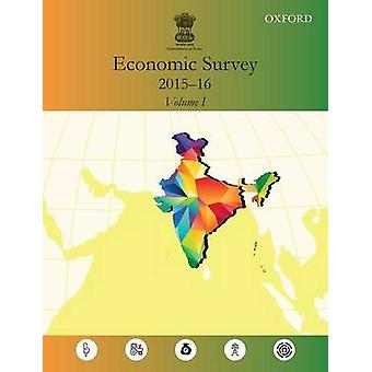 Economic Survey 2015-16 by Government of India - Ministry of Finance