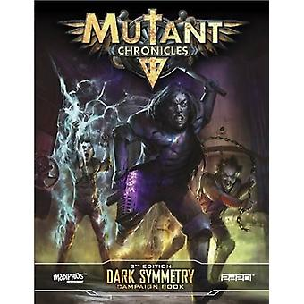 Mutant Chronicles Dark Symmetry Campaign Book Paperback