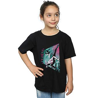 Marvel Girls Spider-Man Into The Spider-Verse Gwen And Miles T-Shirt
