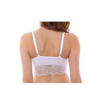 Freya Fancies Aa1010 Non-wired Soft Cup Bralette White (whe) Cs
