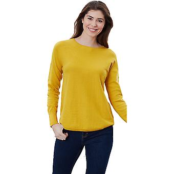 Joules Womens Poppy Round Neck Knitted Fashion Jumper