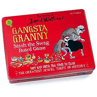 Paul Lamond o mundo de David Walliams gangsta Granny jogo de tabuleiro
