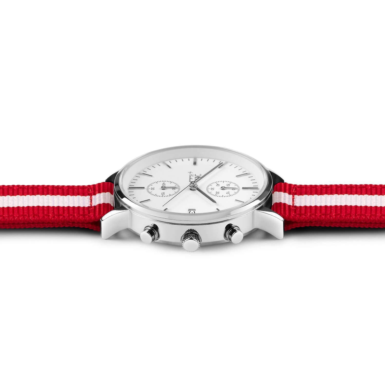 Carlheim | Wrist Watches | Quartz Chronograph | Scandinavian design | Nyhavn 40