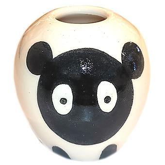 Handmade Bud Vase - Sheep by Wee Bogles