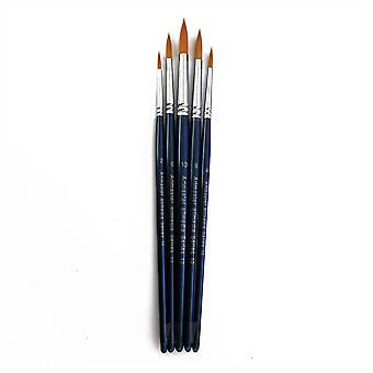 Artmaster kaikki Media Paint Brush setti 5
