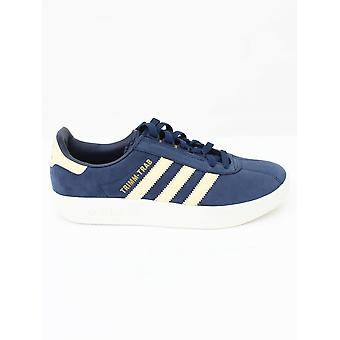 Adidas Originals trim Trab Samstag-Navy/Yellow