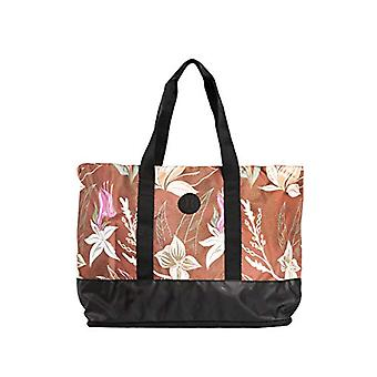 Hurley W Printed Beach Tote - Women's Bags - Dusty Peach - 1SIZE