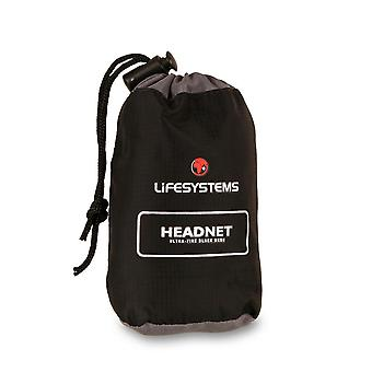 New Lifesystems Mosquito Head Nets Outdoors Camping Black