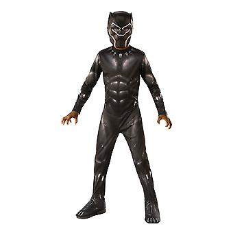 Boys Black Panther Costume -  Avengers: Endgame