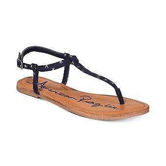American Rag Womens Krista Open Toe Casual T-Strap Sandals