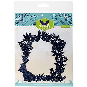 Find It Trading Yvonne Creations Butterfly Series Die-Butterfly Frame