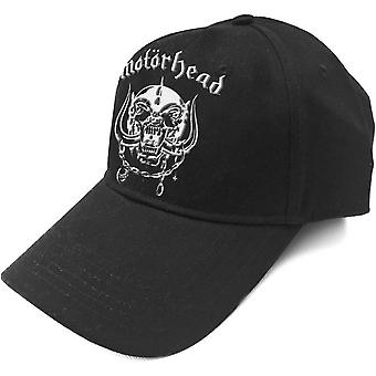 Motorhead Baseball Cap Warpig Band Logo England new Official Black Strapback