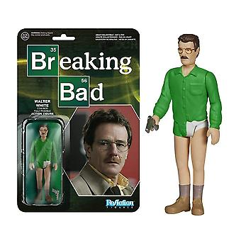 Breaking Bad Walter White ReAction Figure