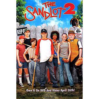 The Sandlot 2 (Single Sided Video) Original Video/Dvd Ad Poster