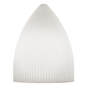 To age / VITA ripples slope Lampenschrim white 15 x 15 x 19 cm lamp