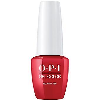 OPI GelColor Gel Color - Soak Off Gel Polish - Big Apple Red 15ml (GC N25)