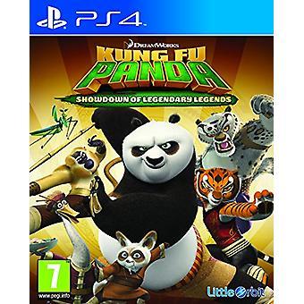 Kung Fu Panda Showdown av legendariska legender (PS4) - Ny