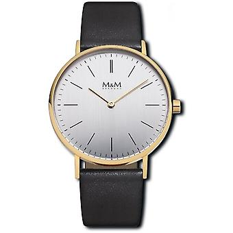 M & M Germany M11892-432 Basic 36 Ladies Watch