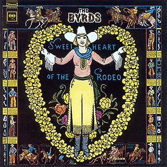 Byrds - Sweetheart of the Rodeo [CD] USA import