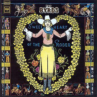 Byrds - älskling i Rodeo [CD] USA import