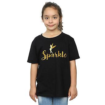 Disney Girls Princess Tinker Bell Sparkle Time T-Shirt