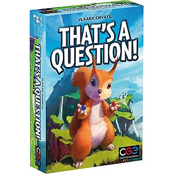 Thats a Question Board Game