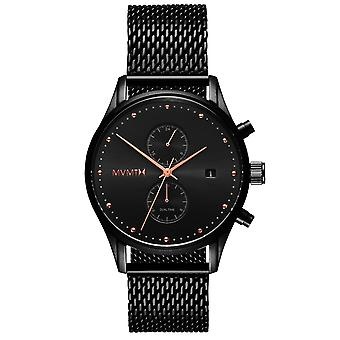 MVMT MV01-BBRG Voyager Slate black rose men´s 42mm 10ATM